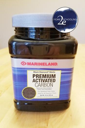 carbon bottle